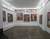 StoryTellings - Solo show @ Galerie Wallworks