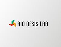 Identidade Visual - Rio DESIS Lab