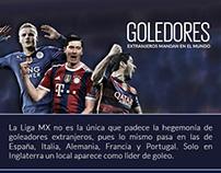 Goleadores Extranjeros