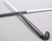The Crown Hockey Stick