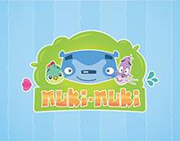 Animated TV Series Nuki Nuki
