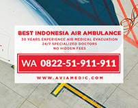 TRUSTED..!! WA 0822-51-911-911 - Air Medical Transport,