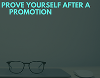 How to Prove Yourself after a Promotion