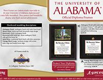 The University of Alabama brochure