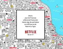 Netflix Student Campaign
