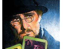 Dr Terrors House of Horror Poster