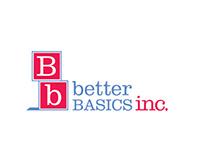 Logo for Better Basics, Inc.