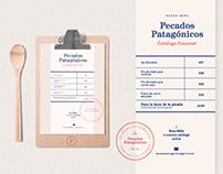 Pecados Patagónicos / Visual Identity