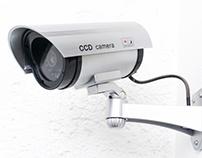 Do Security Camera's Deter Crime?