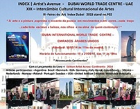 Sonny's Art* - Dubai - World trade Centre - Exhibition*