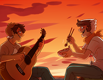 Sunsets and Songs
