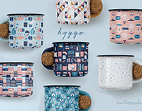 Hygge - surface pattern collection