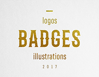 Logos and badges 2017