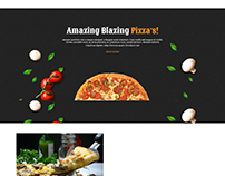 Free Pizza Delivery WordPress Themes