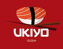 Ukiyo Sushi- Brand