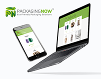 PACKAGINGNow // Website concept, design, support