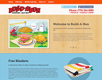 Build-A-Bun Website Design