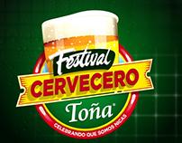 Itinerario Festival Cervecero