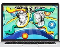 Maxwell and Mason Cotton