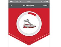 Scouting App Progress Logs