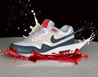 My Nike Splash Retouch