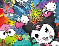 Hello 40: Hello Kitty Anniversary Book