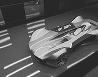 BMW Advanced Driving / H2 Concept