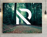 """Logo, Photograph """"Pascal Rouillard"""""""