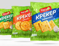 Cracker Yarych: Packaging design