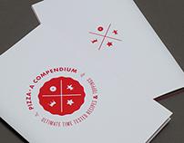 Chapbook: Pizza, A Compendium