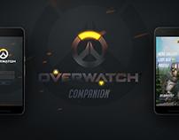 OVERWATCH Companion App