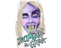 Zombie Cara