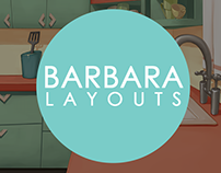 Barbara: Animation Layouts