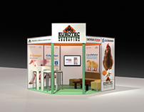 Stand Eurotec Nutrition Argentina