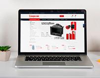 Cazan.md - Magazin Online - Redesign website