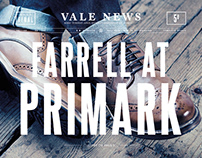 Farrell at Primark