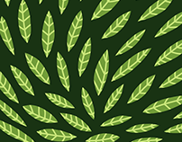 Leaf Pattern Design