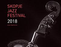 Skopje Jazz festival 2018 calendar