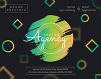 Fashion Agency   Modern and Creative Templates Suite