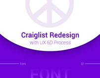 Craiglist Redesign