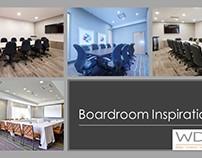 Boardroom Inspirations - Hospitality