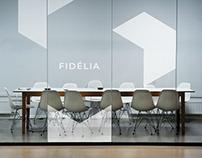 Fidélia Brand Identity