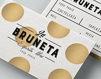bruneta branding