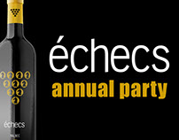Identity: Échecs Annual Party