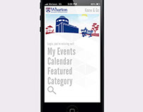 Wharton Know & Go Mobile App