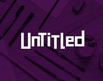 Untitled - Logo and Bulletin Design