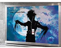 iPod Ad Campaign