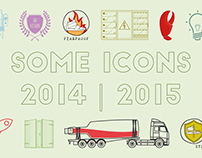 SOME ICONS 2014 | 2015