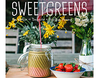 Sweet Greens - Graphic Design