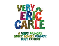 Very Eric Carle Exhibit: Logo and Style Guide